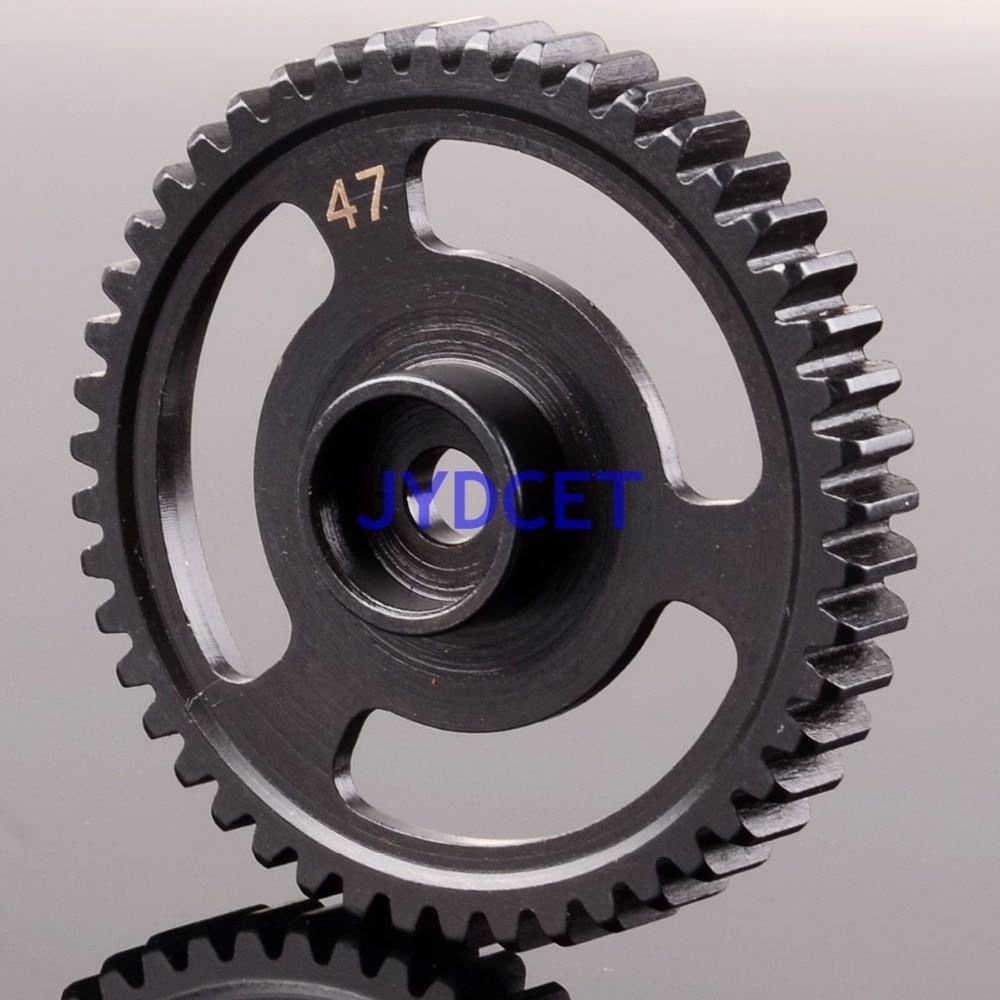 HPI76937 47 T engrenage droit en acier 47 dents (1 M) pour HPI RC SAVAGE X 4.6