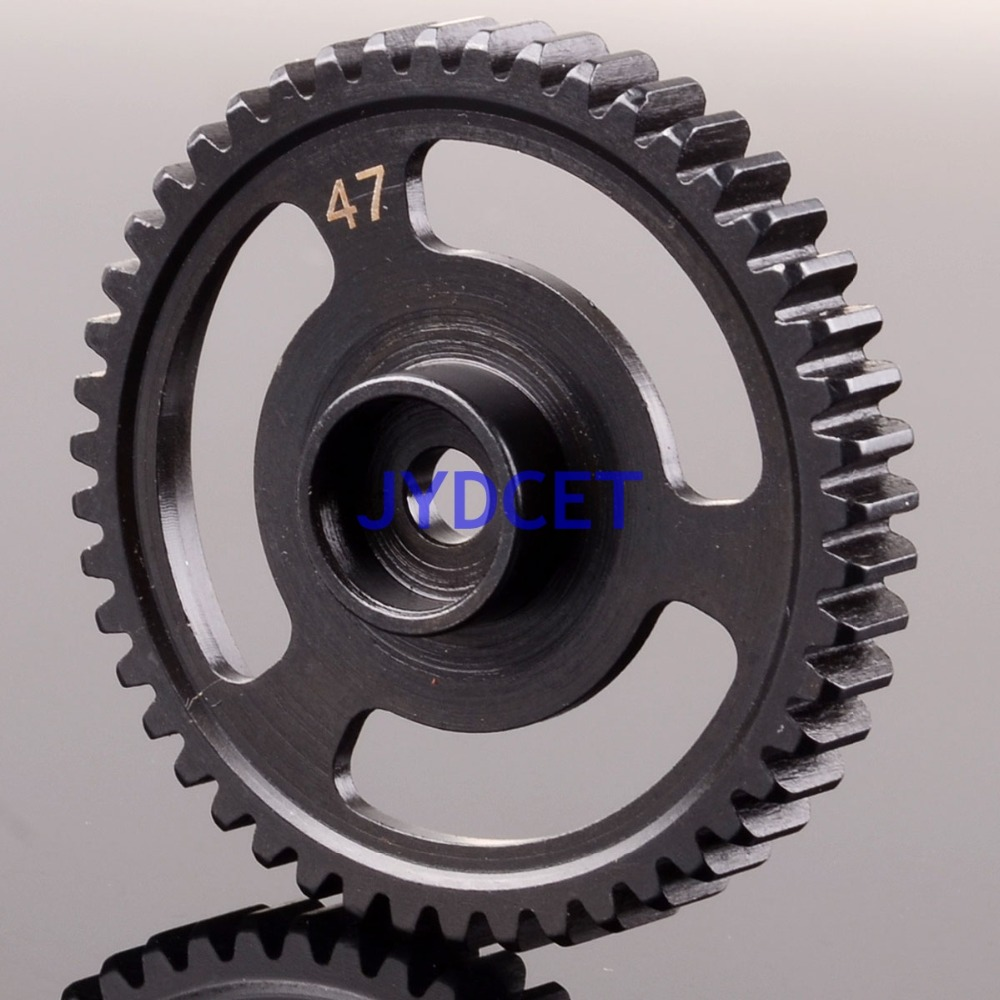 HPI76937 47T Steel Spur Gear 47 Tooth (1M) For HPI RC SAVAGE X 4.6HPI76937 47T Steel Spur Gear 47 Tooth (1M) For HPI RC SAVAGE X 4.6