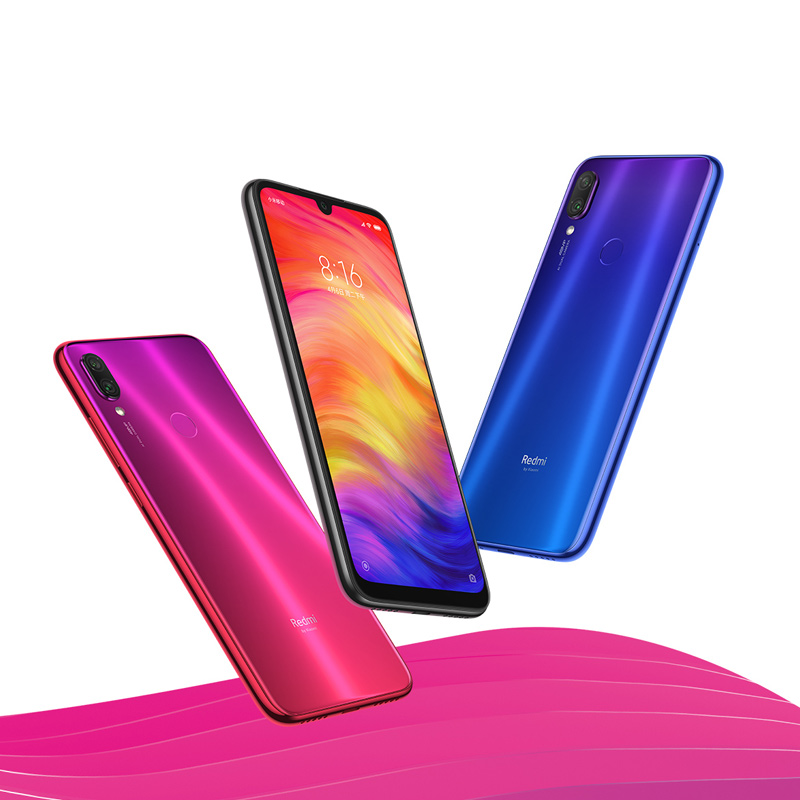 Image 3 - Global Version Xiaomi Redmi Note 7 4GB 128GB Snapdragon 660 48MP+13MP Dual Camera 6.3 Full Screen 4000mAh 4G LTE Smartphone CE-in Cellphones from Cellphones & Telecommunications