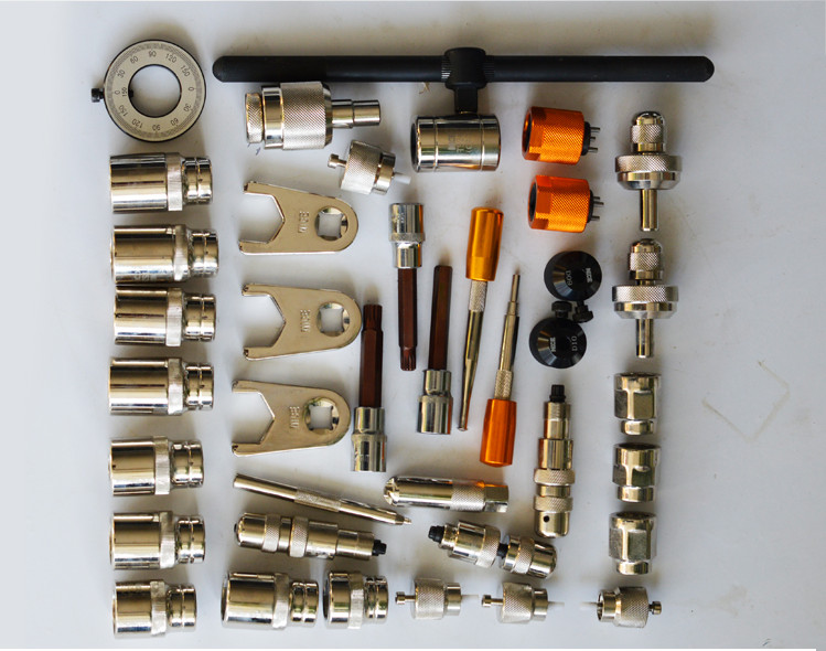 New arrival! good quality!Diesel Common Rail Injectors Repair Tool Kits Assemble Disassemble Tools for Injector Nozzle