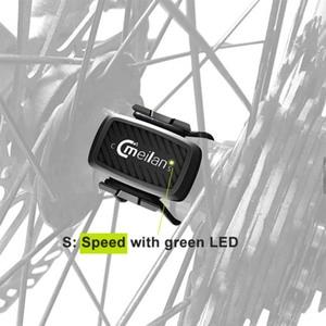 Image 2 - Fahrrad zubehör Bike Cadence Tacho sensor Radfahren Bluetooth 4,0 ANT indoor Spinning kadenz ausbildung Meilan C1