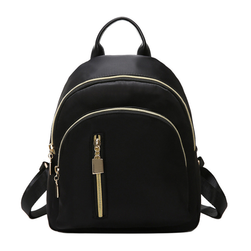 Mini Backpack Women Backpacks School Bags High Quality Small Backpack For Teenage Girls Back Pack Travel Bags Black Rucksack