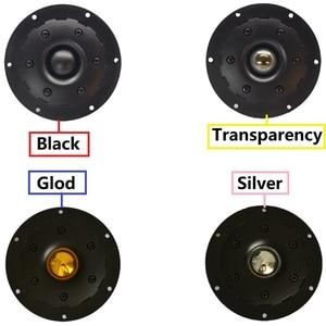 Image 2 - HIFIDIY LIVE hifi 4 inch  Tweeter Speaker Unit black Silk membrane 8 OHM 30W plastic 102mm Treble Loudspeaker B1 102S 4 film