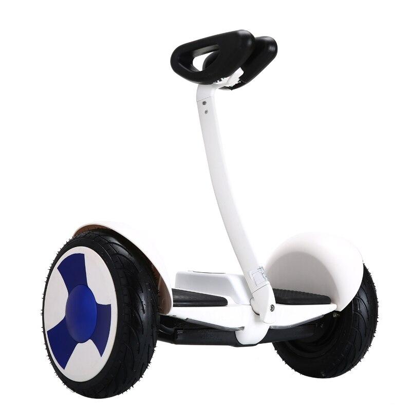 Auto-équilibrage scooter Bluetooth mobile Équilibrage Scooter Smart Électrique hoverboard Deux Roues téléphone contrôle Mini hover bord