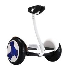 Самобалансирующийся скутер Bluetooth Мобильный Балансирующий скутер умный электрический Ховерборд два колеса управление телефоном гироскутер мини