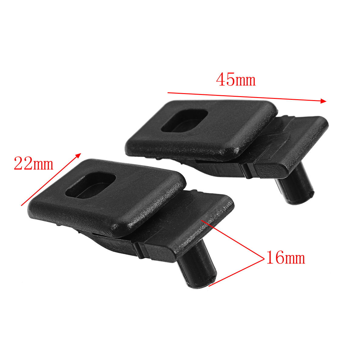 US $1 57 12% OFF|2pcs Car Glove Box Buckle Clip Auto Fastener Snap for  Chevrolet/Cruze 2009 2016-in Glove Boxes from Automobiles & Motorcycles on