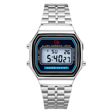 Hot men and women retro luxury electronic watches men's and women's wat