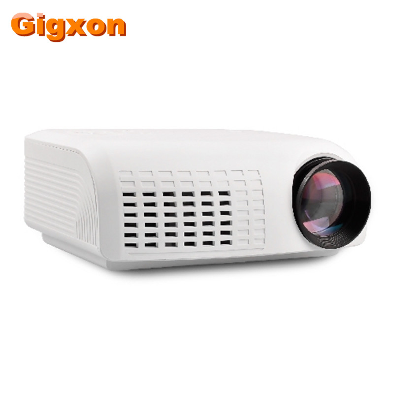 E07 Mini LED Projector Full HD LCD 500 Protable font b Home b font Theater Support