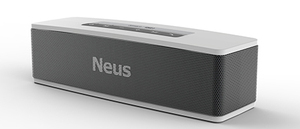 Image 5 - Neusound Neus Smart QQ200 20W HiFi High power mini portable outdoor wireless  Bluetooth speaker TWS with extra deep bass patents
