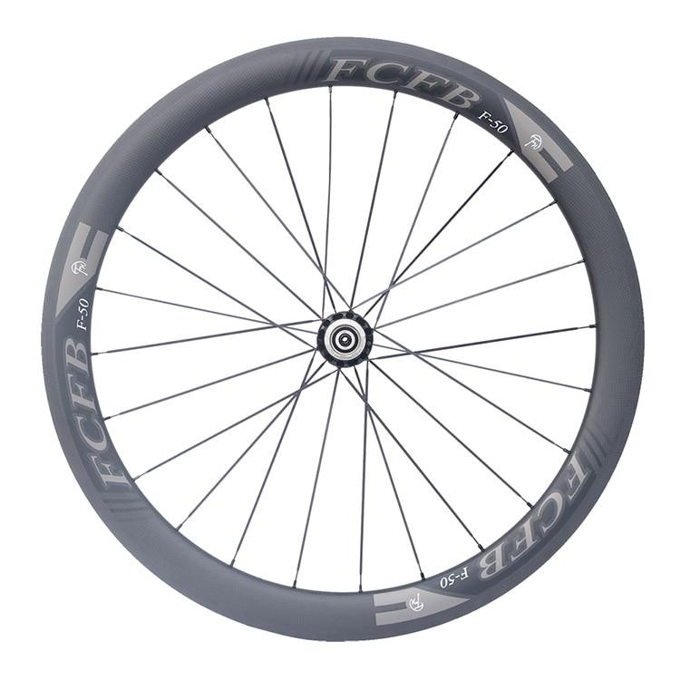HTB1sAGNPpXXXXaAXpXXq6xXFXXXv - 2017 FCFB road carbon wheels 700C F50 carbon wheels with R36 hubs for Road Bike, 25mm width 3Kmatt Carbon Road clincher wheelset