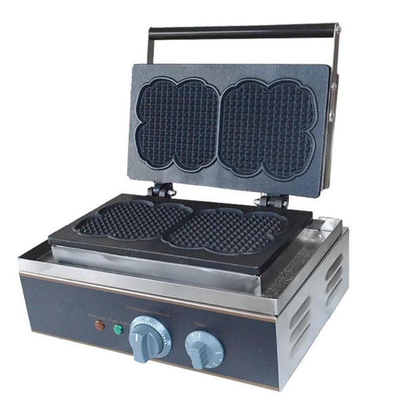 Jamielin Commercial Electric Muffins Machine Nestle Furnace Cake Stick Waffle Machine Snack Machine Equipment|Waffle Makers| |  - title=