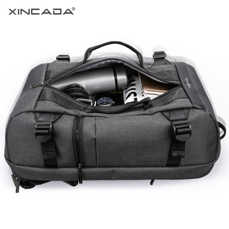 XINCADA Carry On Backpack Duffle Bag Weekend Travel Bag Travel Backpack Laptop Backpack Tote Bags for Men