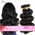 Brazilian Virgin Hair Body Wave hot sale Human Hair Weave 3 Bundles cheap Brazilian Human Hair Extensions fast shipment 7A