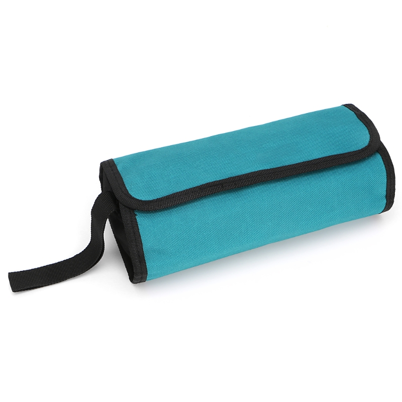 1Pc Reel Rolling Storage Tools Bag Pouch Multi-Purpose Oxford Waterproof with Handles A25 dropshipping