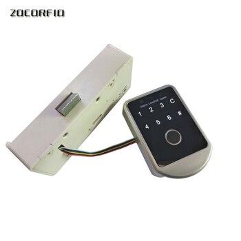 T2S Passwort Fingerprint Schrank Elektronische Türschloss/fingerprint Schublade Lock