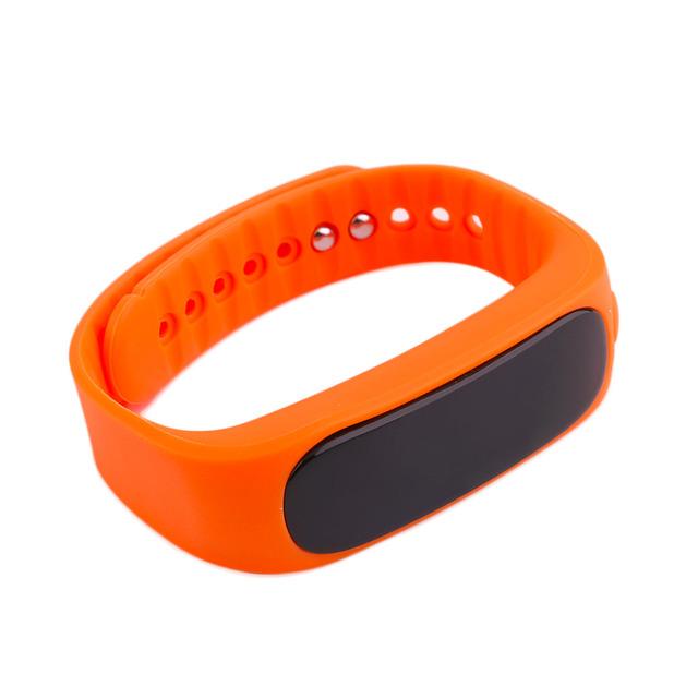 Universal Deep Waterproof Intelligent Sport Minitoring Wristband Calling Alarm Clock Smart Bracelet 4 Colors Optional new