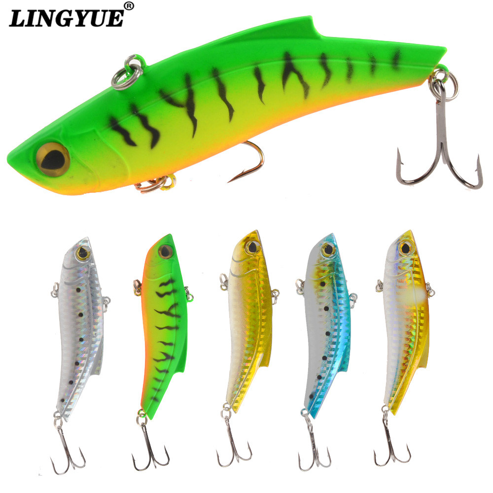 LINGYUE 9cm 27g vib vibration hard bait perch killer fishing lures sharp hooks crankbaits wobblers meredith fishing rattlesnake lures 1pcs 20g 7 5cm vib lures fishing vibration for all water levels wobblers hooks carp fishing