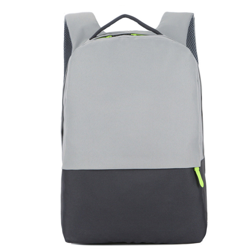 Mini Men Backpack Nylon Women 15.6 Inch Laptop Bagpack Solid Casual Anti Theft Backpack for Teenager Boy Girls Travel Daypacks ...