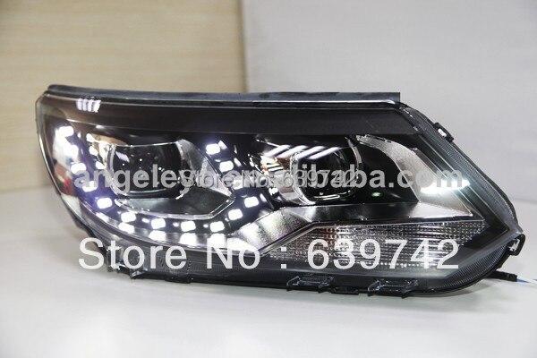 Za VW 2012-2014 godine LED svjetiljke Tiguan s biksenonskim - Svjetla automobila - Foto 4