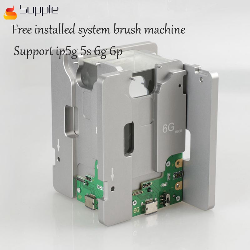 Supple Hard disk test stand hard drive test fixture test standfor iPhone 5g/5S/6G/6P 6S 6SP 7 7P HDD Memory Nand IC Test Tool