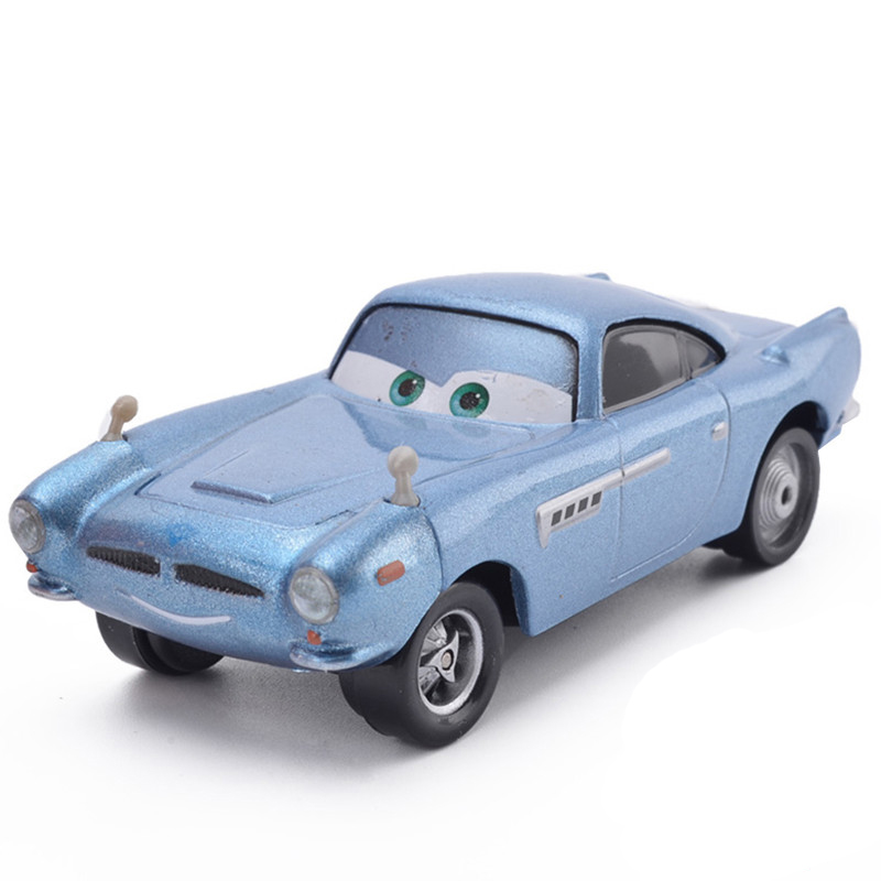 Image 5 - Disney Pixar Cars 3 Diecasts Toy Vehicles Miss Fritter Lightning McQueen Jackson Storm Cruz Ramirez Metal Car Model Kid Toy Gift-in Diecasts & Toy Vehicles from Toys & Hobbies