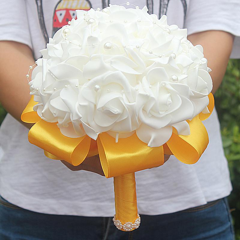 Foam Bridal Bouquet 14