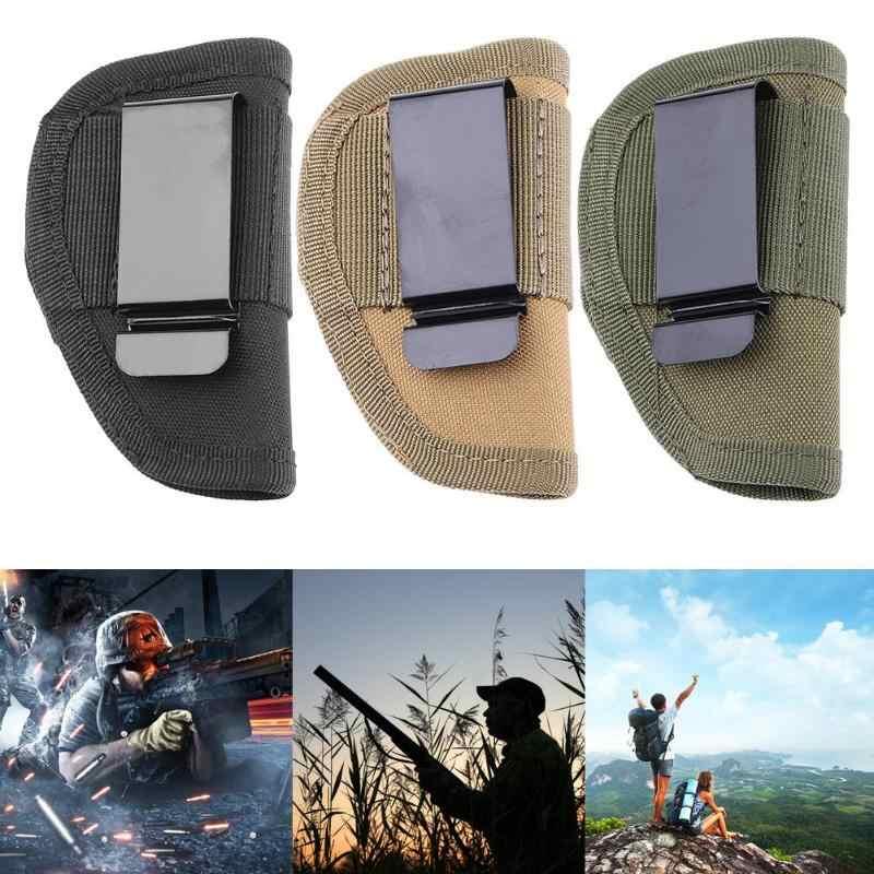 3 cores Bolsas Tático Edc Escondido Pequeno Perna Coldre de Arma Saco Masculino Saco Carteira Ao Ar Livre Engrenagem Molle Bolsa Caça Tiro saco