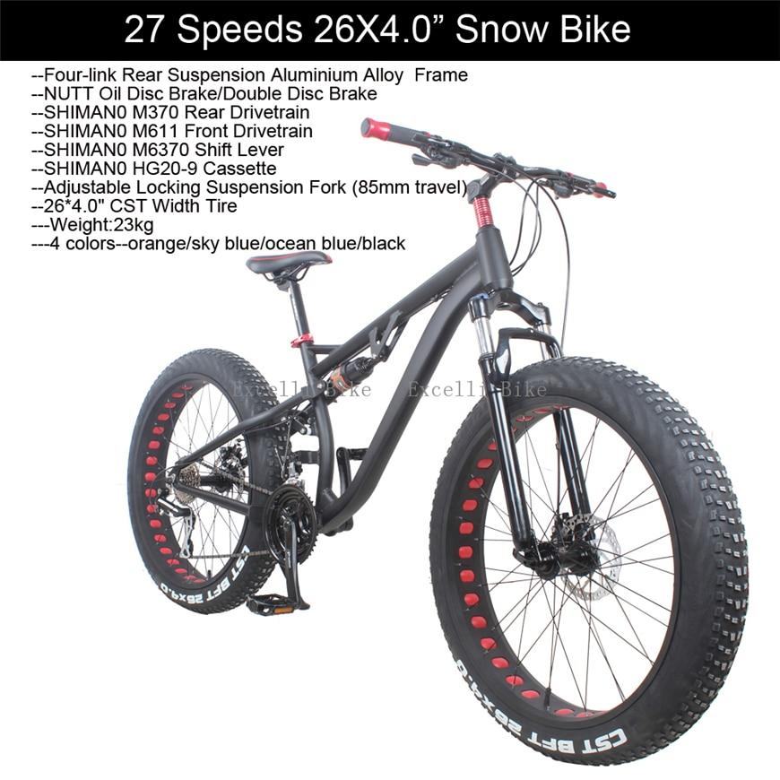 Online Buy Wholesale aluminum alloy full suspension mountain bike ...