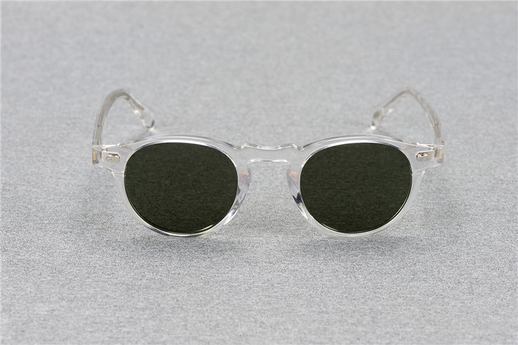 vintage sunglasses women and glasses men ov5186 Gerogy Peck round polaroid sunglasses oliver peoples
