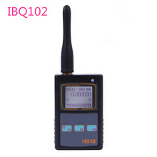 IBQ102 Håndholdt Frekvensmåler Counter 10Hz-2.6GHz for Baofeng Yaesu Kenwood Portable Two Way Radio Walkie Talkie Tilbehør