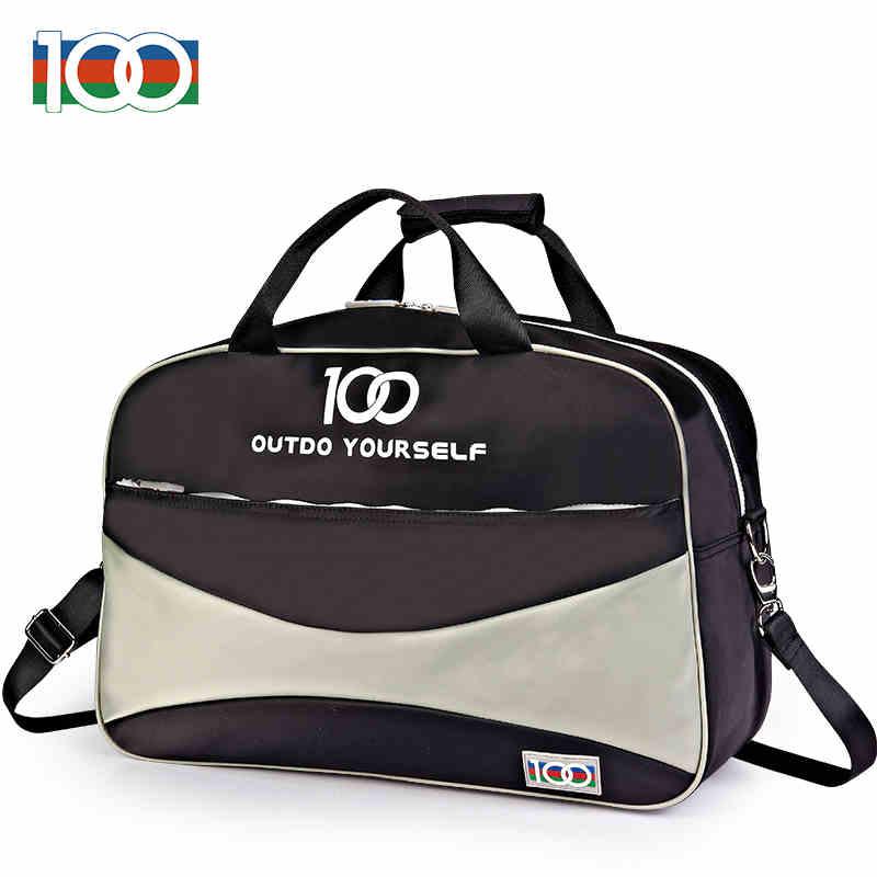 100 Men Nylon Travel Bags Large Capacity Luggage Travel Duffle Bags And Outdoor travel handbag bag