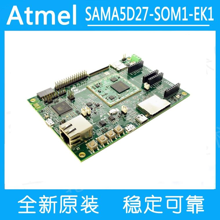 ATSAMA5D27-SOM1-EK1 SAMA5D27 SOM1 Evaluation Kit1
