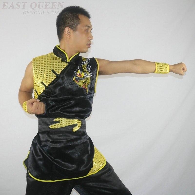 Wushu Clothing Uniform Wushu Costume Kung Fu Uniform Clothes Martial Arts Uniform Chinese Warrior Costume Exercise CC006