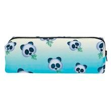 Emoji Panda 3D Printing cosmetic bag 2016 Fashion New cartoon organizador make up bag pouch necessaries para mulheres maquiagem