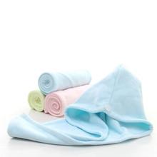 1PC Microfiber Shower Bath Cap Turban Towel Super Absorbent Shower Cap Cute Hair Protective Shower Hats  Bathroom Accessories lx 9009 cozy fiber bath towel shower cap deep pink