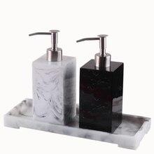 Бутылочка для дезинфицирующего средства для рук, пресс для мыла ванной комнаты, смоляные чернила с рисунком, гель для душа, бутылка для шампуня, пресс-бутылка 1303