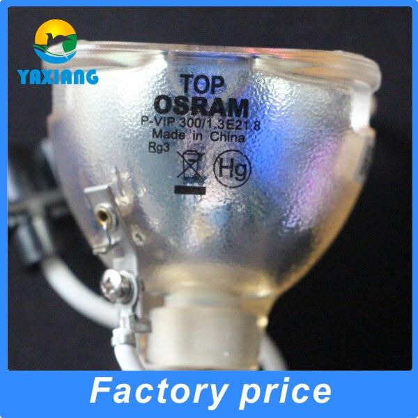 ФОТО 100% Original Bare Lamp Bulb  5J.J2605.001 for Osram P-VIP 300/1.3 E21.8 for BENQ W5500 / W6000 / W6500 Projectors