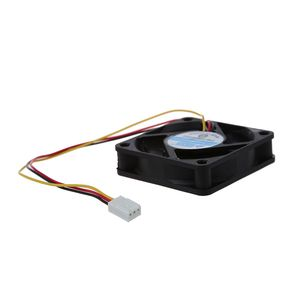Image 4 - 60mm x 60mm x 15mm 3 Pins Cooling Fan w Metal Finger Guards