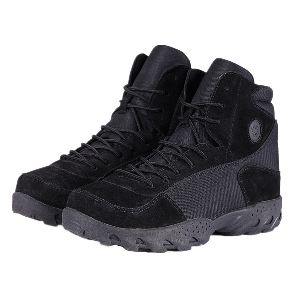 Army wool boots and tactical boots puncture-proof climbing shoes black sand euro 39-45 llama llama sand and sun