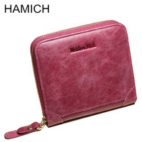 new genuine leather women's coin purses fashion trendy cow leather unisex mini card holders