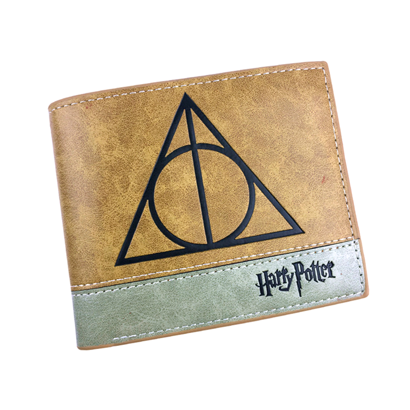 FVIP High Quality Short Wallet Harry Potter/Game of Thrones/Suicide Squad/Wonder Women/Tokyo Ghoul Men's Wallets Women Purse dc wonder woman wallet suicide squad purse super hero fashion cartoon wallets personalized anime purses for teens girl student