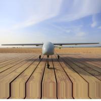 Мини Skyeye 2,6 м БПЛА T хвост платформа углеродное волокно хвост костюм требование 30 35cc двигатель RC самолет комплект самолет