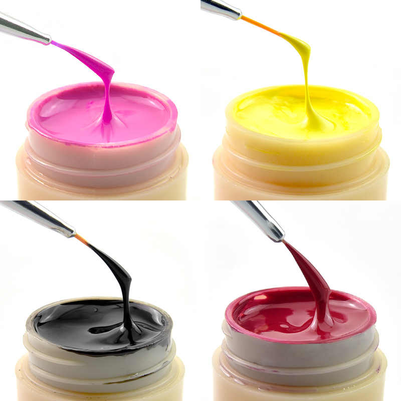 Venalisa Uv Gel Nieuwe 2020 Nail Art Tips Ontwerp Manicure 60 Kleur Uv Led Losweken Diy Verf Gel Inkt uv Gel Nagellakken Lak