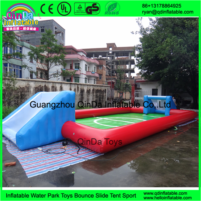 inflatable football field pitch13