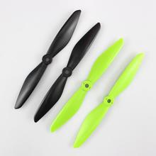 Propeller Set for JJRC X1 4CH 6-Axis Brushless RC Quadcopter Original Spare Parts Green Blue 2 Colors