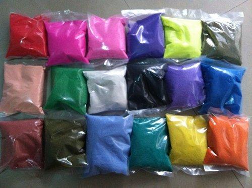 Coloured Sand For Wedding Decoration And Kid's Sand Art 200g/bag