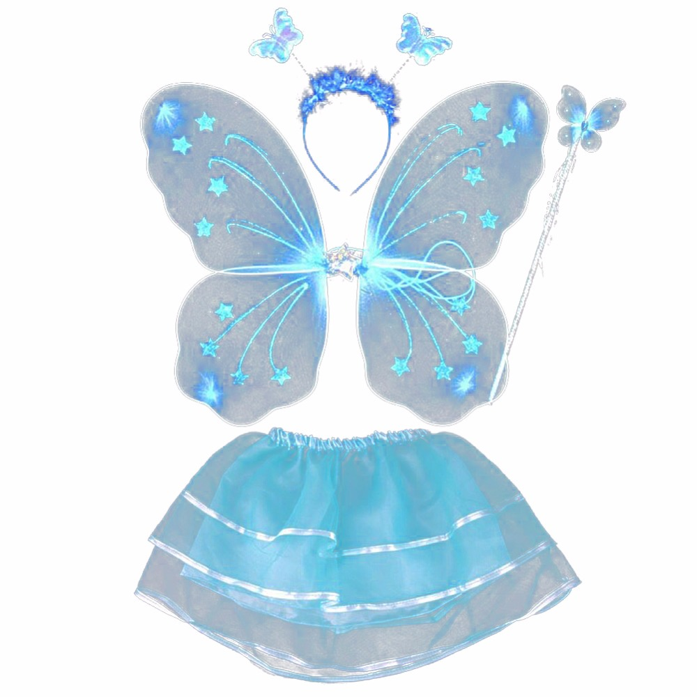 online get cheap kids butterfly wings aliexpress com alibaba group