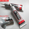 Best B7000 Glue 50ml Multi purpose B-7000 Adhesive Jewelery Epoxy Resin Diy Jewelry Crafts Glass Touch Screen Cell Phone Repair