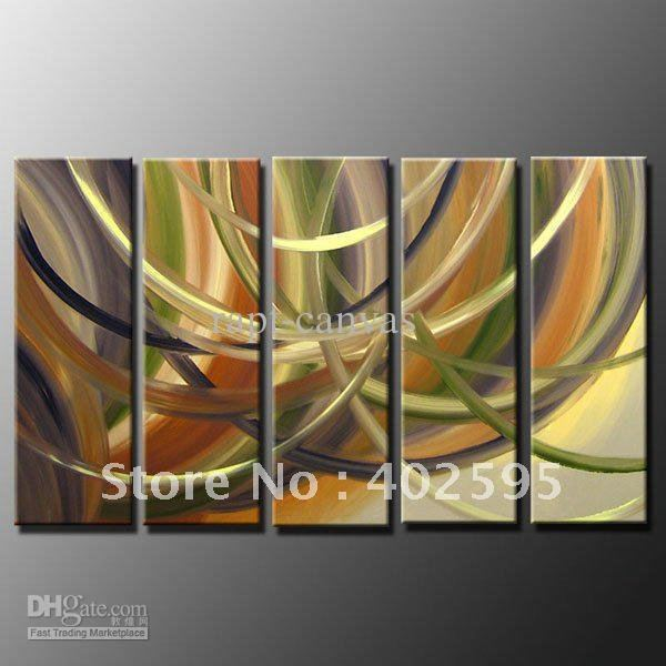 Free shipping Huge size MODERN ABSTRACT CANVAS ART home wall decoration oil painting new arrival P51232