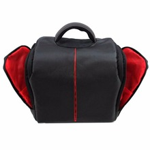 Shoulder Waterproof DSLR SLR Carry Case For Canon Nikon Backpack Camera Bag Hot Sale